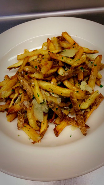 Truffle Parmesan House Cut Fries